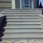 Гранитная лестница|Входная группа из гранита| Гранит