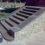 Лестница из гранита |Входная группа | Изделия из натурального камня