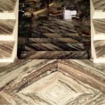 Лестница из мрамора | Изделия из натурального и искусственного камня | Мраморная лестница | ступени из мрамора