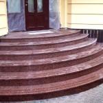 Лестница из гранита Изделия из натурального и искуственного камня |Внешняя лестница
