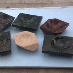 Cувениры | Изделия из камня | Пепельница из мрамора | Пепельница