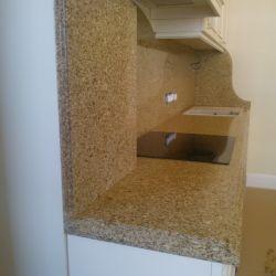 Столешница с пристенной панелью из искусственного камня (Кварцита) Caesarstone 6350