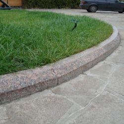 Бордюры из гранита | Изделия из натурального и искусственного камня | бордюр гранитный