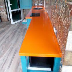 Столешница из кварцита| Изделия из натурального и искуственного камня |Столешница для кухни