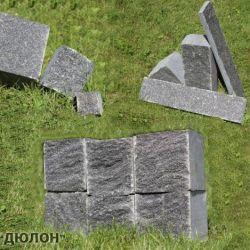 брусчатка из гранита  Изделия из натурального и искуственного камня  брусчатка