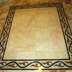 Мраморная розетка | Изделия из натурального и искусственного камня | Пол из мрамора