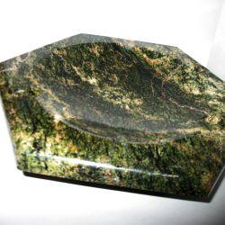 Пепельница из камня | Изделия из искусственного и натурального камня | Сувениры
