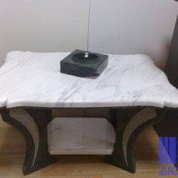 Журнальный столик из мрамора Milas