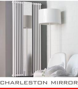 Charleston Mirror (радиатор отопления с зеркалом)