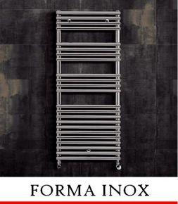 Forma Inox (полотенцесушитель из нержавеющей стали)