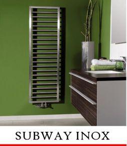 Subway Inox (полотенцесушитель из нержавеющей стали)