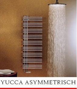 Zehnder Yucca asymmetsisch