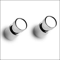 Крючки-вешалки GLEUFKNOP для полотенцесушителей из серии ZETA