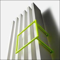 Дизайнерский полотенцедержатель для радиаторов из серии ZETA