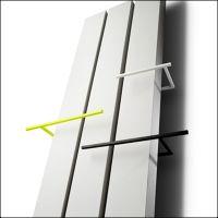 Дизайнерские полотенцедержатели BeamsKlein для радиаторов из серии ZETA