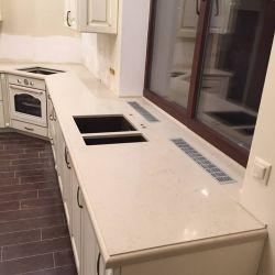 Столешница на кухню и подоконник из кварцита Caesarstone 5220