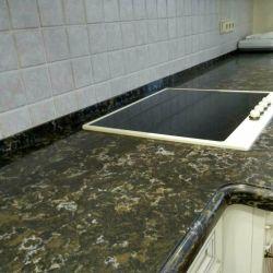 Кухонная столешница из кварцита Avant 9015 Burbone