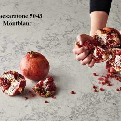 Новинка Caesarstone 2018 - 5043 Montblanc
