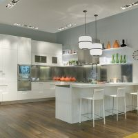 Стиль Авангард в оформлении интерьера кухни