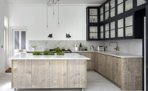 Тенденции дизайна кухни в 2019 году